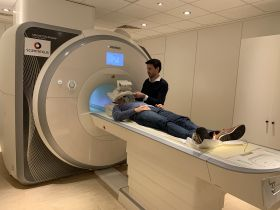 MRI meet effect voeding in hersenen